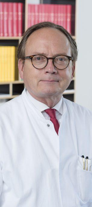 Prof. Dr. Uwe Nixdorff